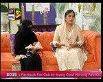 Good Morning Pakistan With Nida Yasir on ARY Digital Part 3 - 3rd September 2015