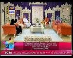 Good Morning Pakistan With Nida Yasir on ARY Digital Part 4 - 3rd September 2015