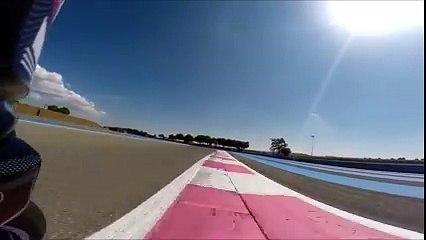 Un tour du circuit Paul Ricard avec David Checa du GMT94