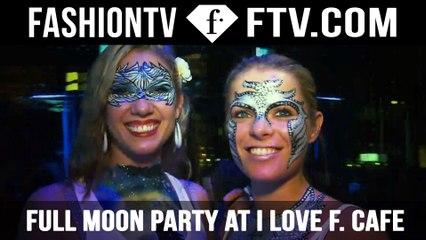 Full Moon Party at I Love F. Cafe Vienna by Michel Adam ft. Maria Mogsolova | FTV.com