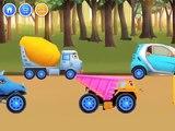 BIG PINK TRUCK at the car wash  Car wash for kids  Cartoon about CAR WASH  CAR WASH cartoon