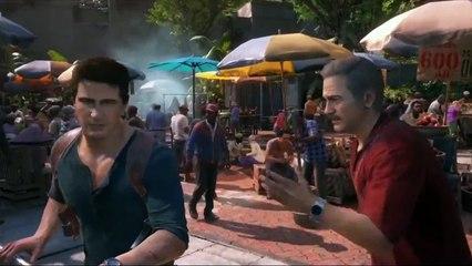Nouvelle version de la démo E3 2015 de Uncharted 4 : A Thief's End