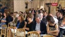 Gérard Larcher : « Une réduction du nombre de parlementaires peut être posée »