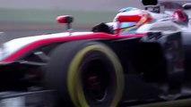 F1 2015 - Fernando Alonso driving McLaren-Honda MP4-30 Onboard HD