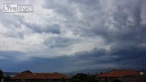 Southerly Buster Storm Cloud Sweeps In