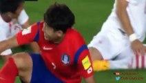 Son Heung-Min Goal - South Korea vs Laos 2-0 (Asia World Cup Qualification 2015)