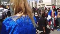 Israel celebrates Purim festival (with children's parades)