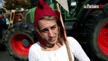 Manifestation des agriculteurs à Paris : «Un drame humain»