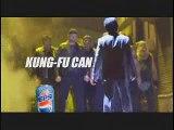 Diet Pepsi Super Bowl XL ad feat. Jackie Chan - Stunt Double (2006)