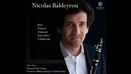 Klarthe Records Nicolas Baldeyrou - Rhapsodie Teaser