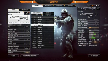 NIGHT OPERATIONS - Battlefield 4 Livestream de Battlefield 4