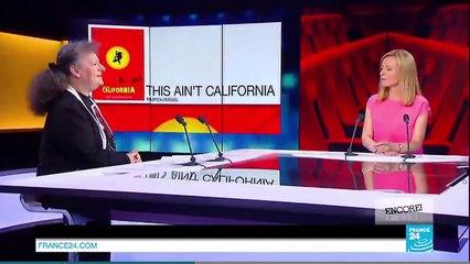 """Chronique de """"Derrière le mur, la Californie"""" sur France 24 (ANGLAIS)"""