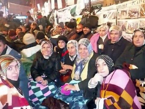 Tekel Direnişi faizci duzen bitecek sosyalizm gelecek TKP Turk Komunist parti