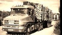 truck fleet videos/the logging men