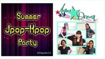 Aqua Dream - LUV (Summer Jpop-Kpop Party)