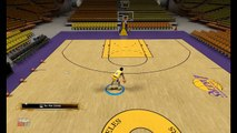 Young Kobe Bryant 360 DUNK on NBA 2K13 !!