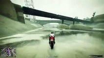 Grand Theft Auto V_ Наводнение.
