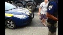 Acidente mata uma pessoa e interdita a BR 101 na Serra