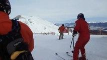 Peak 6 - Breckenridge Ski Resort In Colorado  - 12/28/2013