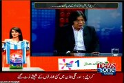 NEWSONE Mazrat Kay Sath Hifza Shah Jillani with MQM Rauf Siddiqui (01 September 2015)