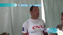 Championnats du monde Aiguebelette 2015 - Médaille de bronze pour le TAMix2x