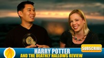 """Harry Potter And The Deathly Hallows Part 1 Review """"Team Harry or Ron? Who's better for Hermione?"""""""