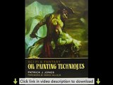 Sci-Fi & Fantasy Oil Painting Techniques