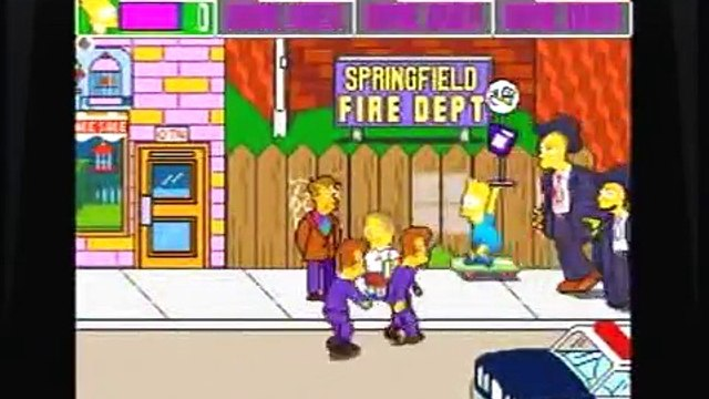 Let's Play The Simpsons Arcade: Episode 1: I'm Bart Simpson, Who The Hell Are You?