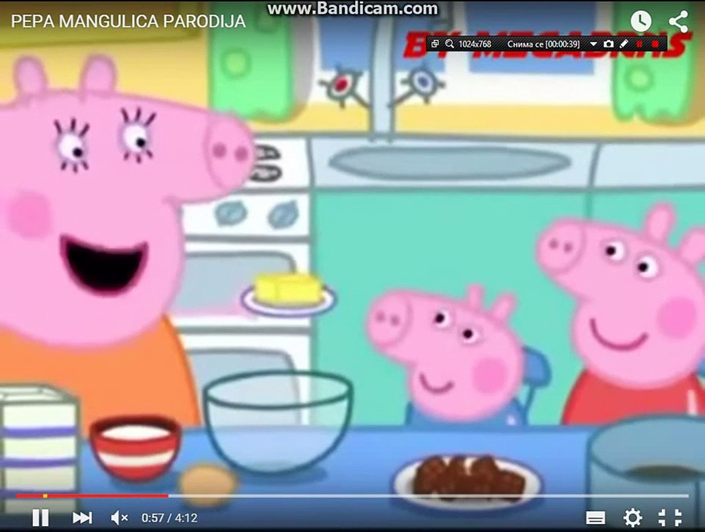Peppa Pig Parody