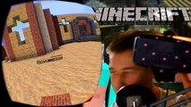 MINECRAFT OCULUS RIFT (Minecrift) #459 - In der virtuellen Realität    Minecraft mit Oculus Rift