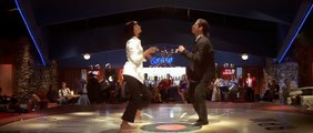 Dancing Scene from Pulp Fiction