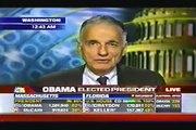 President Obama Uncle Sam or Uncle Tom- Ralph Nader