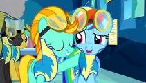 My Little Pony La Magia De La Amistad -T3-07- Academia Wonderbolt