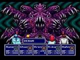 Phantasy Star IV Gameplay - The Profound Darkness