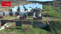 Cap Sud Ouest sur les Pyrénées Orientales en drone.