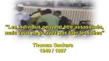 Discours de Thomas Sankara à Addis-Abeba