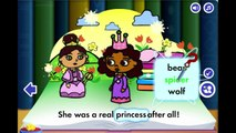 Super Why Story Book Creator Princess and the Pea Cartoon Animation PBS Kids Game Play Wal