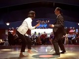 Pulp Fiction The Dance Scene