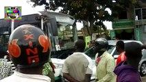 Les chauffeurs de bus SOTRAL des dangers publics pour les autre usagers