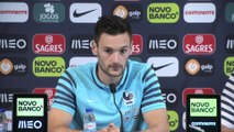 Foot - Bleus : Lloris «On ne parle plus de matches amicaux»