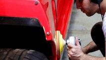 Ferrari F40 Concours Detail by Final Inspection Auto Boutique