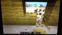 2x2 Flush Piston Door in 60 Seconds - Quick and Easy Tutorial - Minecraft
