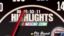 Jeff Gordon and Jeff Burton Crash 2010 NASCAR Sprint Cup Talladega
