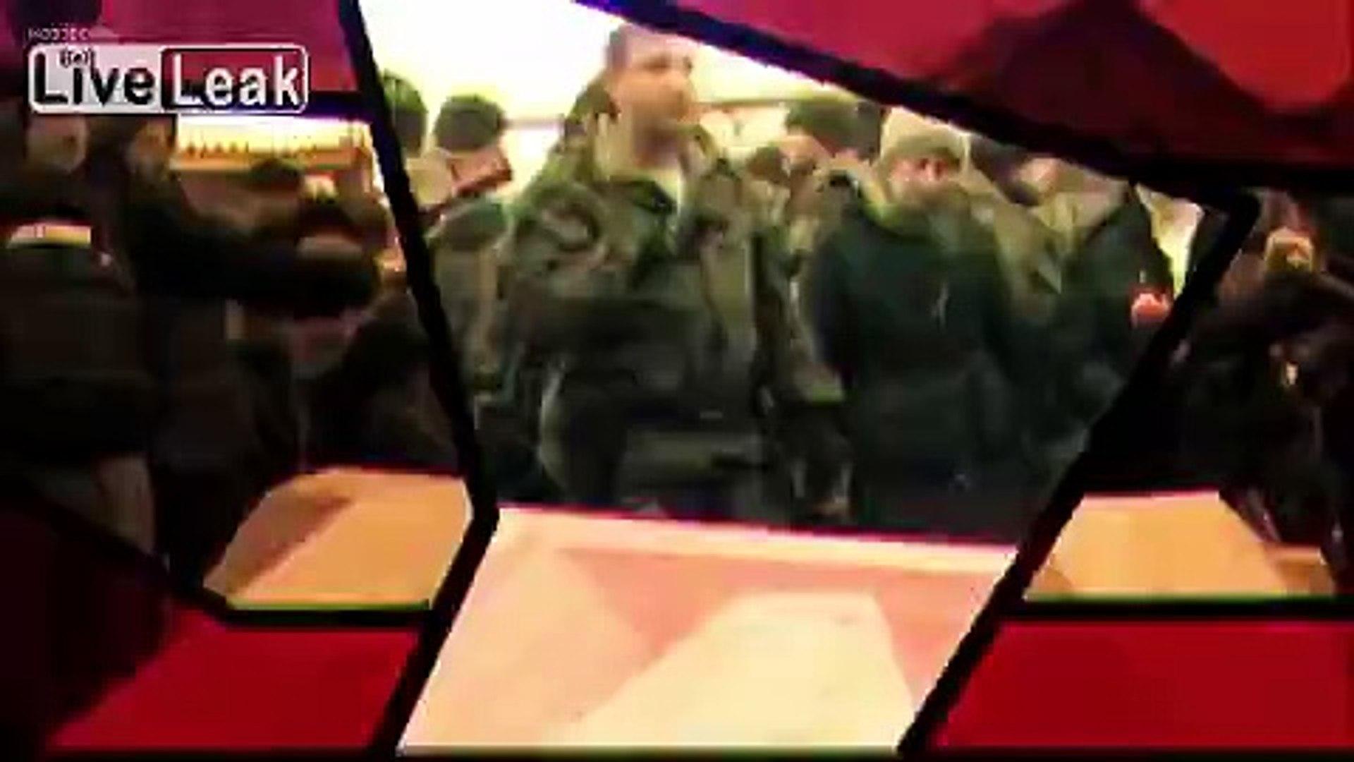 "Russian FSB ""Alpha"" was Spotted in Vuhlehirsk, Ukraine - ФСБ"