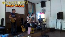 WE LOVE MUSIC PINOY PROUD - WHO AM I (COVER)