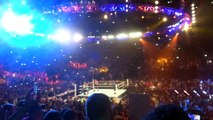 WWE SummerSlam 2015 Live Entrance The Undertaker Barclay Center NYC
