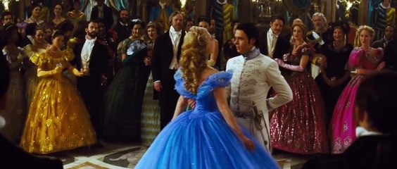 Cinderella 2015 - The Ball dance