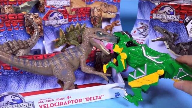 Đồ chơi Siêu Nhân Khủng Long Sấm Sét - Đồ chơi Khủng long - Đồ chơi trẻ em - Dino Charge toys
