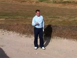 How to play your shot from the fairway bunker