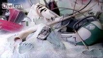 See Disneyland's bigger, scarier Abominable Snowman on the Matterhorn (Volume Warning)